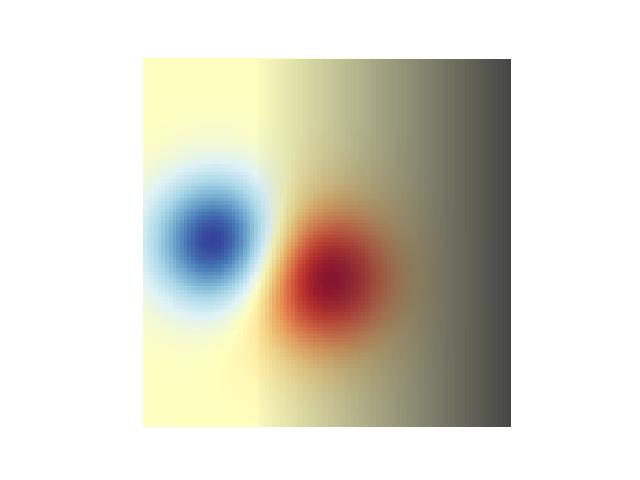 在二维图像中混合透明和颜色2