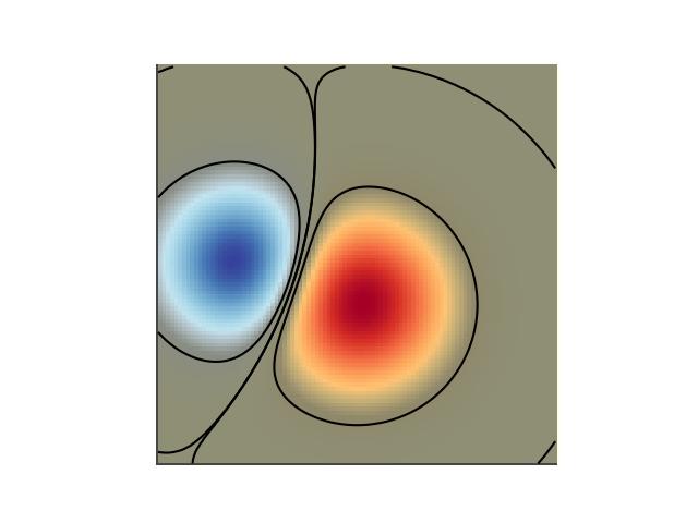 在二维图像中混合透明和颜色3