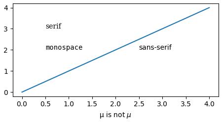 Pgf文本系统示例