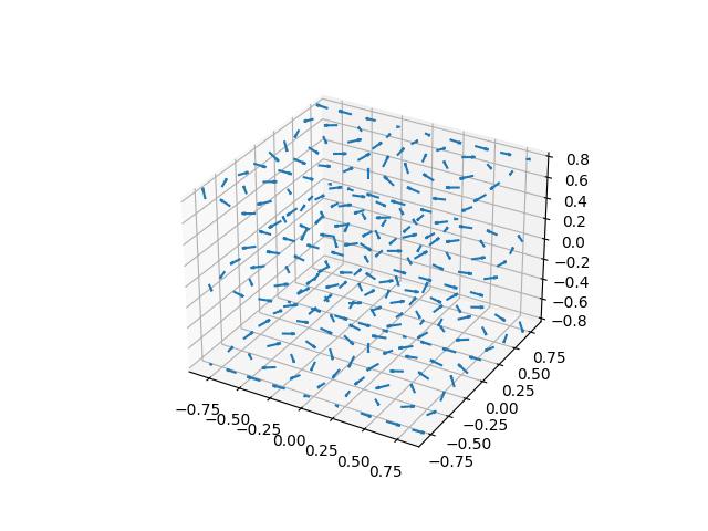 3D箭袋图像示例