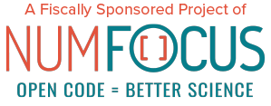 A Fiscally Sponsored Project of NUMFocus